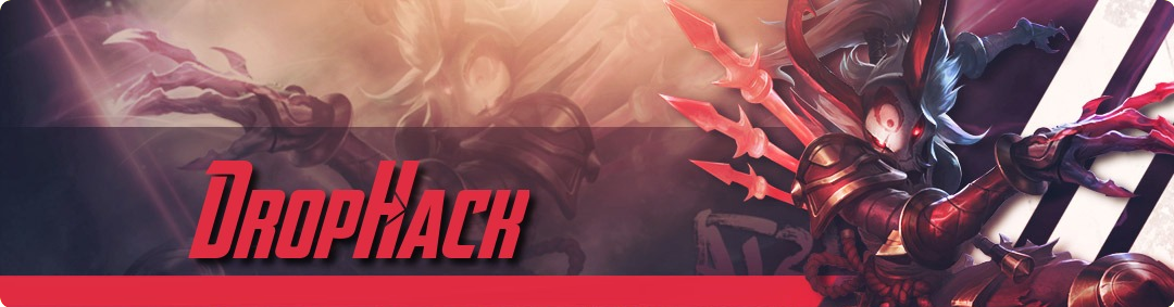 League of Crack :: View topic - DropHack v4 by Awy93 & ZetoS | Patch